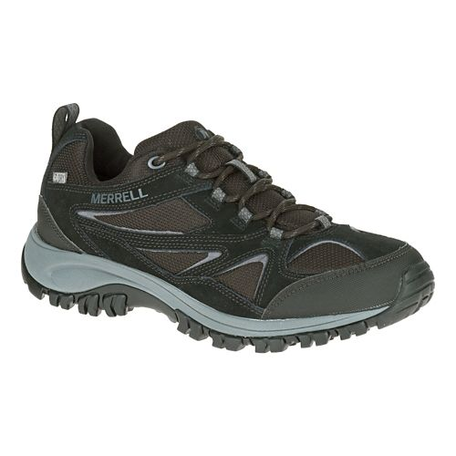 Mens Merrell Phoenix Bluff Waterproof Hiking Shoe - Black 14