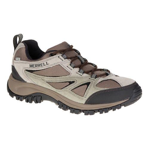 Mens Merrell Phoenix Bluff Waterproof Hiking Shoe - Putty 8.5