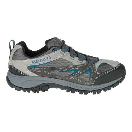Mens Merrell Phoenix Bluff Hiking Shoe - Grey 12