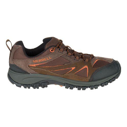 Mens Merrell Phoenix Bluff Hiking Shoe - Dark Brown 11.5