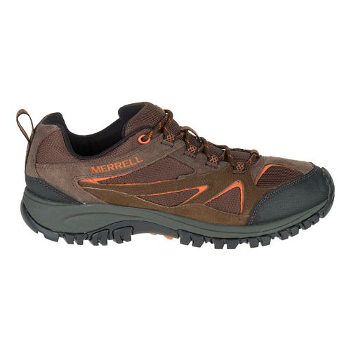 Mens Merrell Phoenix Bluff Hiking Shoe - Dark Brown 7.5