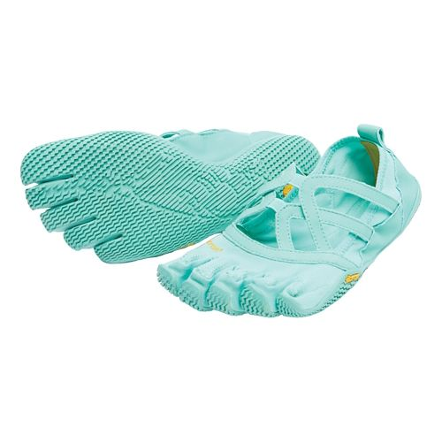 Womens Vibram FiveFingers Alitza Loop Cross Training Shoe - Mint 40
