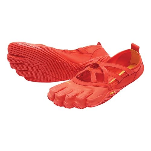 Womens Vibram FiveFingers Alitza Loop Cross Training Shoe - Burnt Orange 41