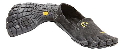 Womens Vibram FiveFingers CVT-Hemp Casual Shoe - Black 38