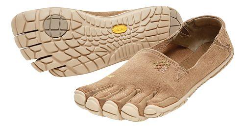 Womens Vibram FiveFingers CVT-Hemp Casual Shoe - Beige 40