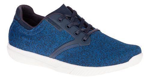 Mens Merrell Roust Revel Casual Shoe - Blue 12