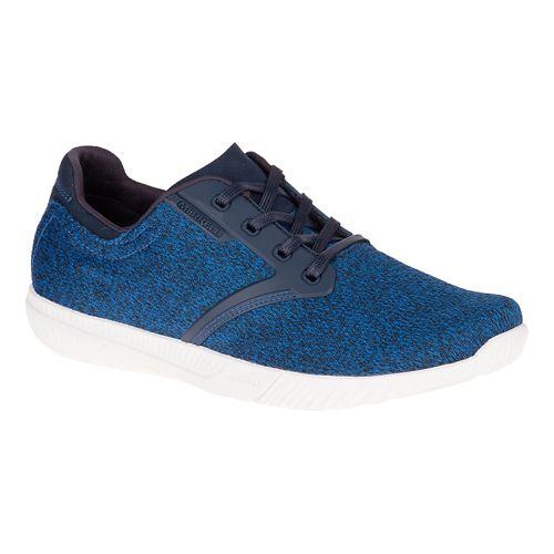 Mens Merrell Roust Revel Casual Shoe - Blue 9.5
