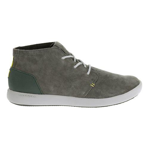Mens Merrell Freewheel Bolt Chukka Casual Shoe - Granite 8