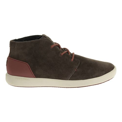 Mens Merrell Freewheel Bolt Chukka Casual Shoe - Espresso 13