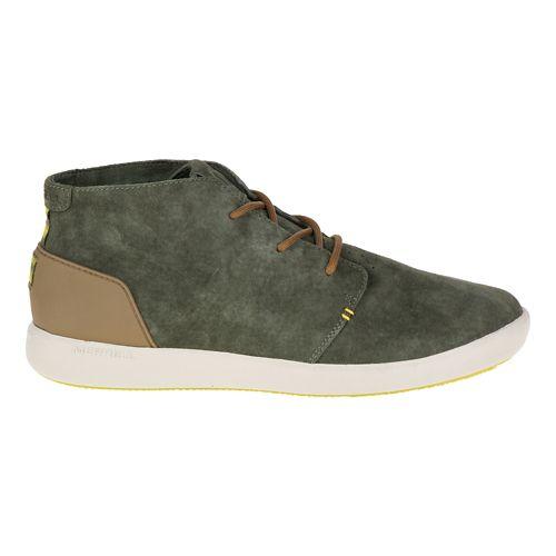 Mens Merrell Freewheel Bolt Chukka Casual Shoe - Rosin 11