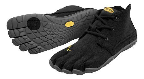 Womens Vibram FiveFingers CVT-Wool Casual Shoe - Black/Grey 38