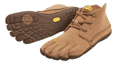 Womens Vibram FiveFingers CVT-Wool Casual Shoe - Brown 37