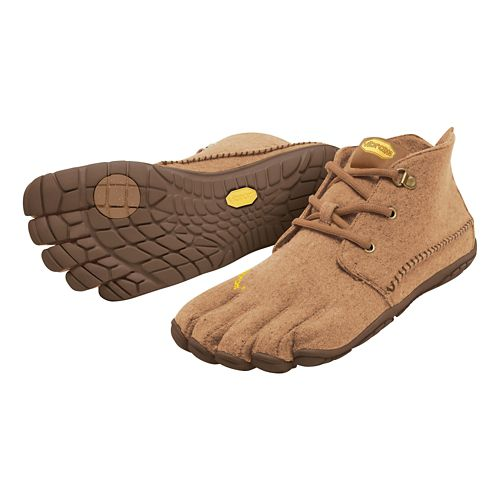 Womens Vibram FiveFingers CVT-Wool Casual Shoe - Brown 40