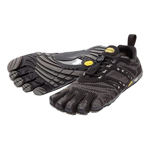 Womens Vibram FiveFingers KMD EVO Cross Training Shoe - Black/Grey 41