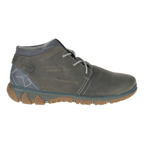 Mens Merrell All Out Blazer Chukka Casual Shoe - Pewter 11.5