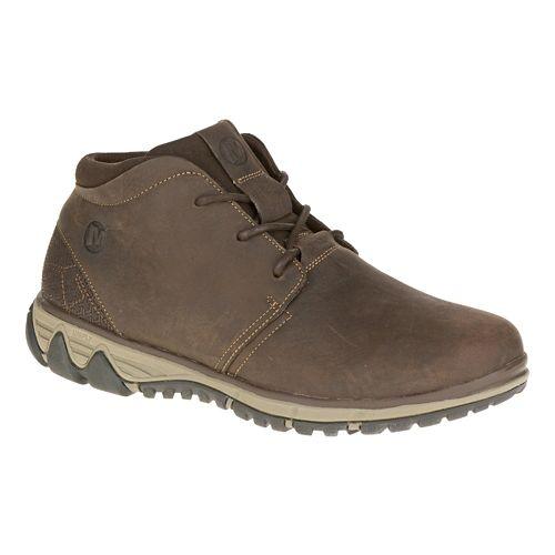 Mens Merrell All Out Blazer Chukka Casual Shoe - Clay 8.5