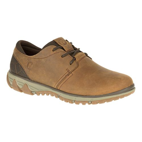 Mens Merrell All Out Blazer Lace Casual Shoe - Tan 12