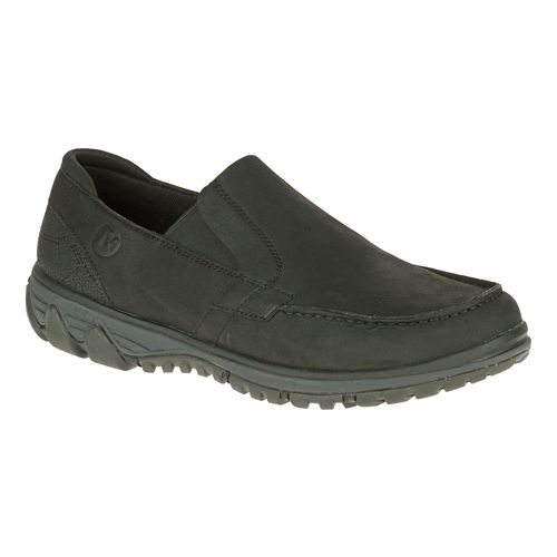 Mens Merrell All Out Blazer Moc Casual Shoe - Black 10.5