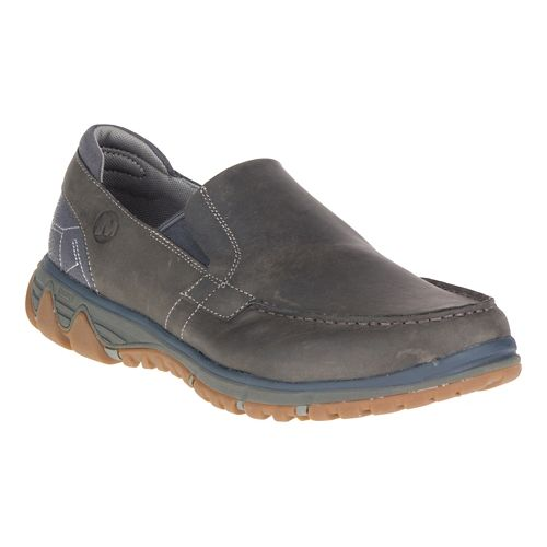 Mens Merrell All Out Blazer Moc Casual Shoe - Pewter 7.5