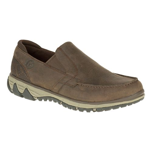 Mens Merrell All Out Blazer Moc Casual Shoe - Clay 12