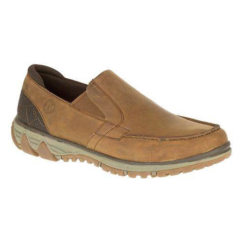 Mens Merrell All Out Blazer Moc Casual Shoe - Tan 12