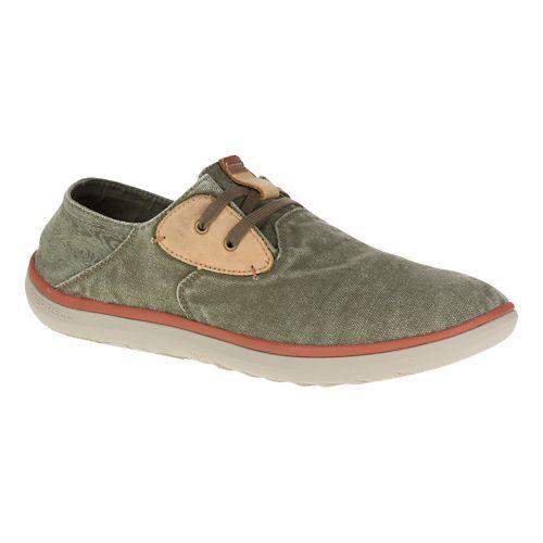 Mens Merrell Duskair Casual Shoe - Dusty Olive 10