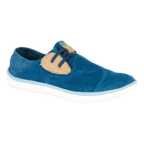 Mens Merrell Duskair Casual Shoe - Blue Wing 8