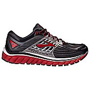 Mens Brooks Glycerin 14 Running Shoe - Black/Red 8