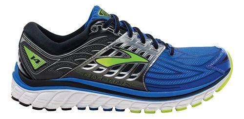 Mens Brooks Glycerin 14 Running Shoe - Blue/Black 8.5