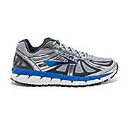 Mens Brooks Beast 16 Running Shoe - Silver/Blue 9.5