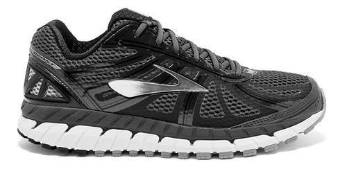 Mens Brooks Beast 16 Running Shoe - Anthracite/Black 9.5