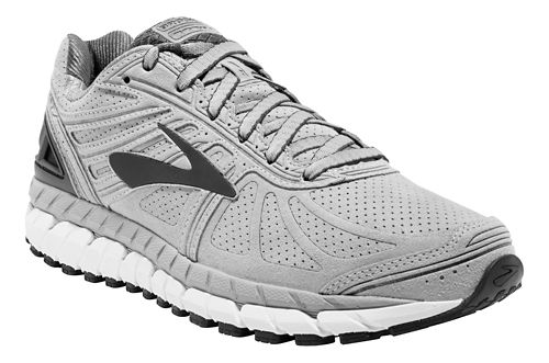 Mens Brooks Beast 16 Running Shoe - Suede 8