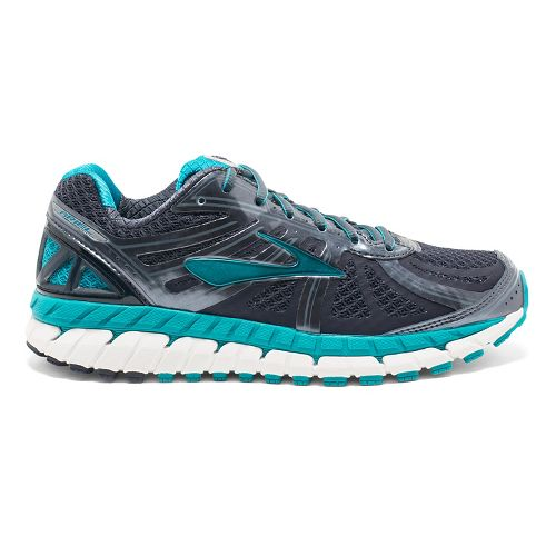 Womens Brooks Ariel 16 Running Shoe - Indigo 6.5