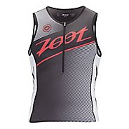 Mens Zoot Tri Team Sleeveless & Tank Technical Tops