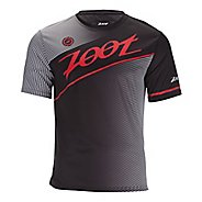 Mens Zoot Run Team Tee Short Sleeve Technical Tops