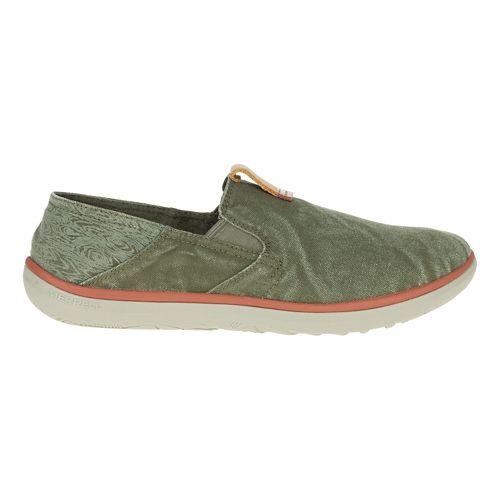 Mens Merrell Duskair Moc Casual Shoe - Dusty Olive 9.5