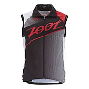 Mens Zoot Cycle Team Wind Vests Jackets