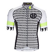 Mens Zoot M Cycle LTD Jersey Short Sleeve Technical Tops