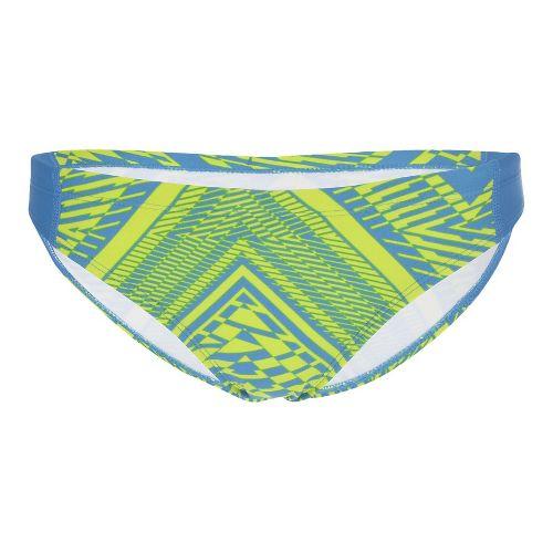 Womens Zoot Training Bottom Swim - Tribal M