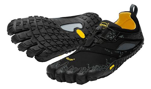 Womens Vibram FiveFingers Spyridon MR Trail Running Shoe - Black/Grey 37