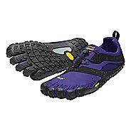 Womens Vibram FiveFingers Spyridon MR Trail Running Shoe - Purple/Black 37
