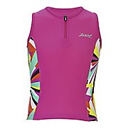 Kids Zoot Protege Tri Sleeveless & Tank Technical Tops