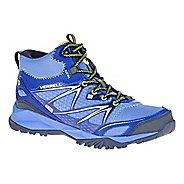 Womens Merrell Capra Bolt Mid Waterproof Hiking Shoe