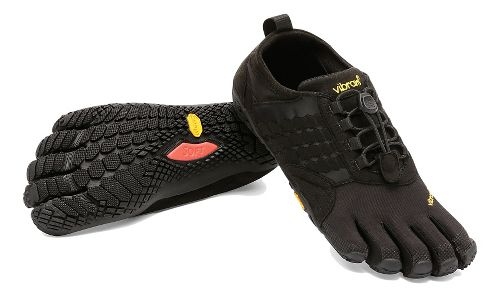 Womens Vibram FiveFingers Trek Ascent Trail Running Shoe - Black 38