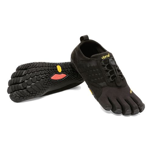 Womens Vibram FiveFingers Trek Ascent Trail Running Shoe - Black 36
