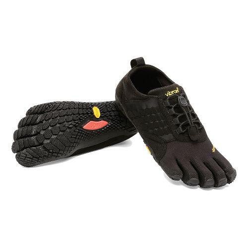 Womens Vibram FiveFingers Trek Ascent Trail Running Shoe - Black 39