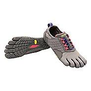 Womens Vibram FiveFingers Trek Ascent Trail Running Shoe - Grey/Lilac 37