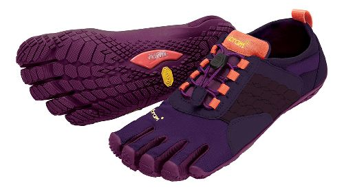 Womens Vibram FiveFingers Trek Ascent Trail Running Shoe - Nightshade 38