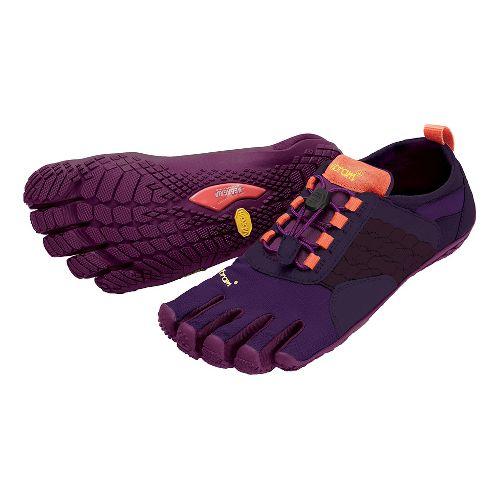 Womens Vibram FiveFingers Trek Ascent Trail Running Shoe - Nightshade 40