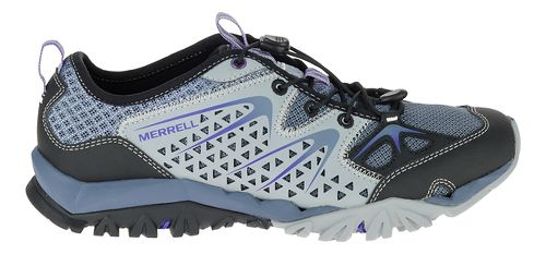 Womens Merrell Capra Rapid Hiking Shoe - Sleet 8